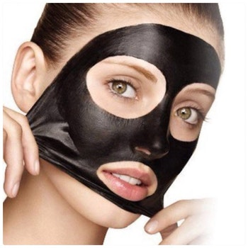 Ansiktsmask - SHILLS Black Gel Mask