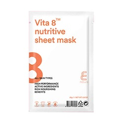 E NATURE Squeeze Vita 8 nutritive Sheet Mask