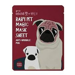 Holika Holika Baby Pet Magic Mask Sheet Pug