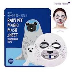 Ansiktsmask: Holika Holika Baby Pet Magic Mask Sheet (Seal)