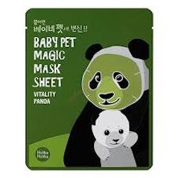 Baby Pet Magic Sheet Mask - Panda