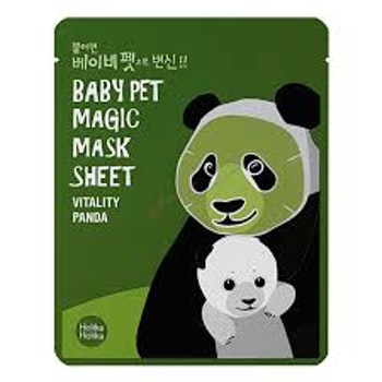 Baby Pet Magic Sheet Mask - Panda