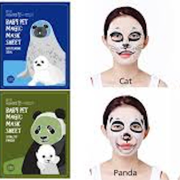 Baby Pet Magic Sheet Mask - Seal