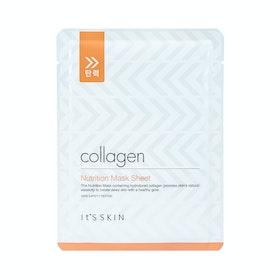 Ansiktsmask: It ́S SKIN Collagen Nutrion Mask Sheet