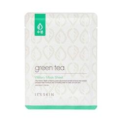 Ansiktsmask: It ́s Skin Green Tea Mask Sheet