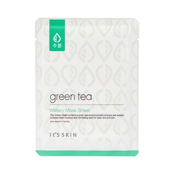 ITS SKIN Green Tea Mask Sheet