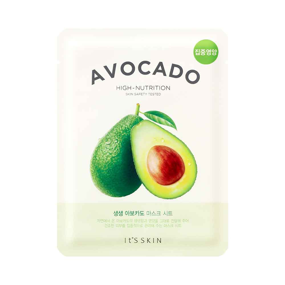 Ansiktsmask: It´s Skin The Fresh Mask Avocado
