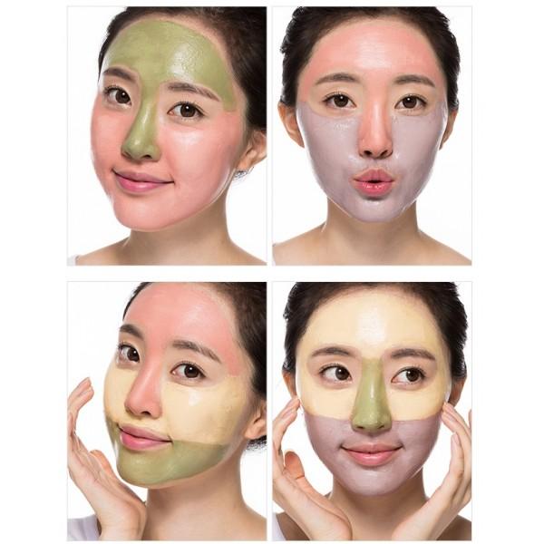Ansiktsmask: MISSHA Natural Color Clay Mask (Firming)
