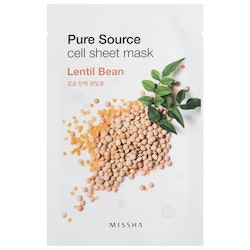 MISSHA Pure Source Cell Sheet Mask Lentils