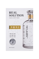 Missha Real Solution Tencel Sheet Mask (Wrinkle care - Trylagen)