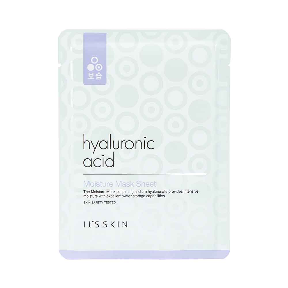 Ansiktsmask; It ́S Skin Hyaluronic Acid Mask Sheet