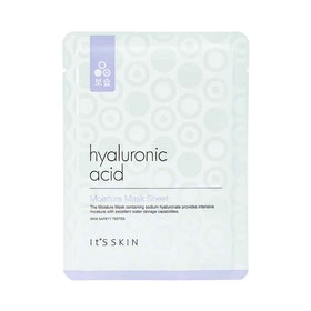 Ansiktsmask; It´S Skin Hyaluronic Acid Mask Sheet