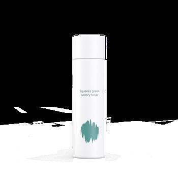 E NATURE Squeeze Green Watery Toner - kort datum 25% rabatt