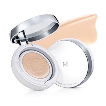 BB Cream: MISSHA M Magic Cushion SPF50+ PA+++