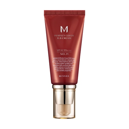 BB-cream - MISSHA M Perfect Cover BB Cream SPF42/PA+++  50 ml