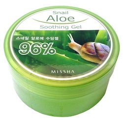 Gel: MISSHA Snail Aloe Soothing Gel