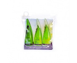 Holika- Holika  -Holika Holika Jeju Aloe Face and Body Care Set