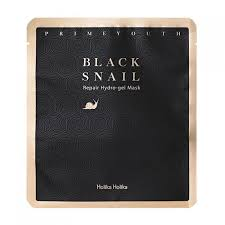 Holika-Holika - Prime Youth Black Snail Repair Hydro-Gel mask