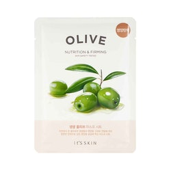 It's Skin The Fresh Mask Sheet - Olive - Nutrition & Firming
