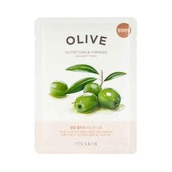 ITS SKIN Olive Sheet Mask