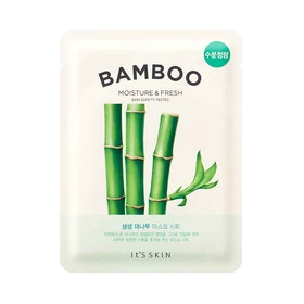 It´S Skin Sheet Mask- Bamboo Moisture & fresh