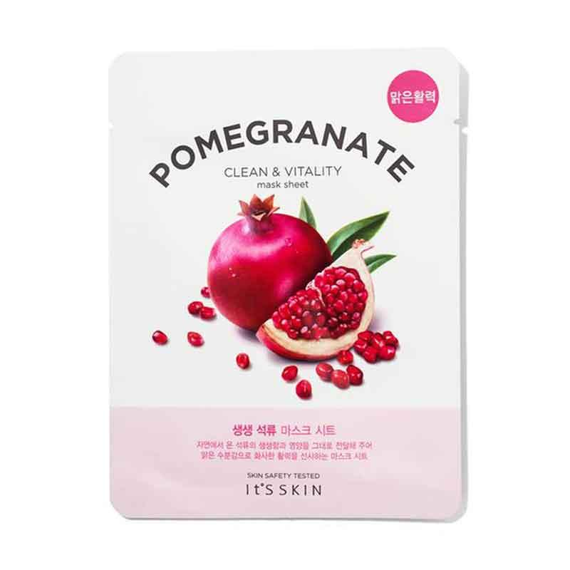 IT´s Skin Sheet Mask- Pomegranate