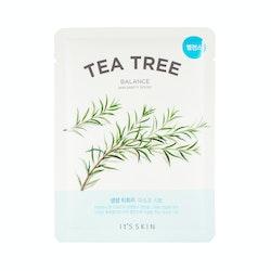 IT´s Skin-  The Fresh Mask Sheet - Tea Tree - Balance
