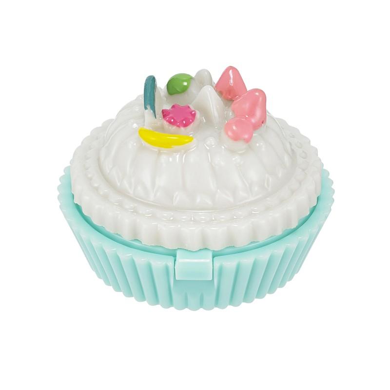 Läppbalsam:  Holika Holika Dessert Time Lip Balm (Lemon Cupcake)