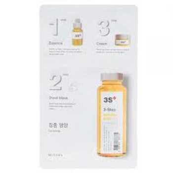 MISSHA 3-step Nutrition Mask - Ceramide