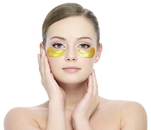 Ögonmask: Gold Bio Collagen Facial Eye Mask