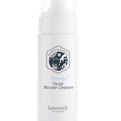 Shangpree S-Energy Facial Mousse Cleanser