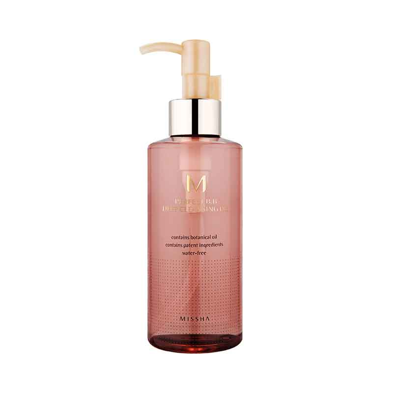 Rengöringsolja: MISSHA M Perfect B.B Deep Cleansing Oil