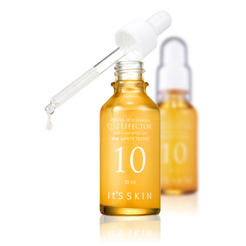 Serum: IT'S SKIN Power 10 Formula Q10 Effector