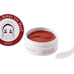 Shangpree;  Ginseng Berry Eye Mask