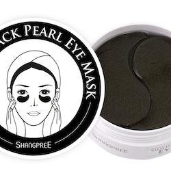 Shangpree Gold Black Pearl Hydrogel Eye Mask