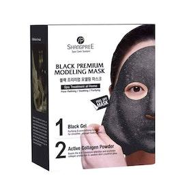 Shangpree; Black Premium  Modeling Mask