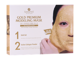 Shangpree Gold Premium Modeling Mask (5 -pack)