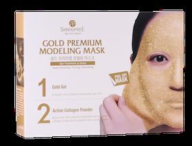 Shangpree; Gold Premium Modeling Mask (5 stycken)