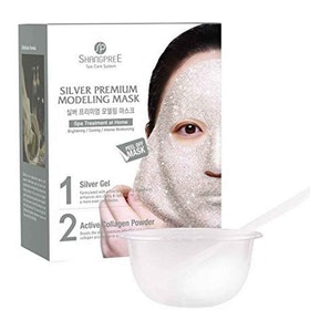 Shangpree; Silver premium modeling mask