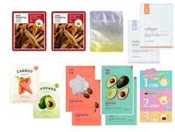 SHEET MASK SET  Normal/Blandhy