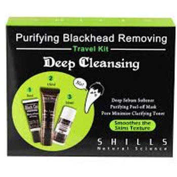 SHILLS Blackhead Removing Travel Kit