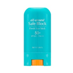 Solkräm: MISSHA All Around Safe Block Fresh Sun Stick SPF50+/PA+++