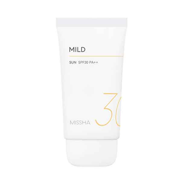 Solkräm: MISSHA All Around Safe Block Mild Sun SPF30/PA++