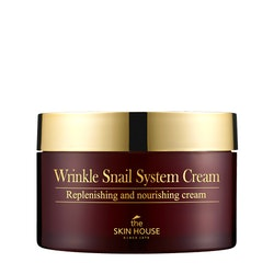 The Skin House Wrinkle Snail Cream (100ml)