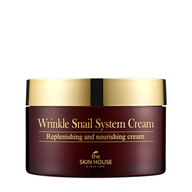 The Skin House - Ansiktskräm - Wrinkle Snail Cream 100 ml