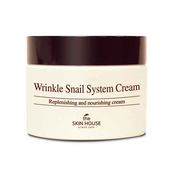 The Skin House - Ansiktskräm - Wrinkle Snail Cream 50 ml