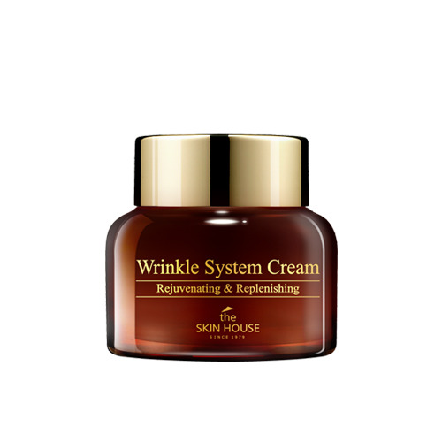 The Skin House - Ansiktskräm - Wrinkle System Cream