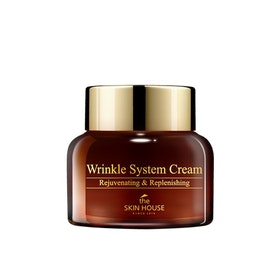 The Skin House - Ansiktskräm - Wrinkle System Cream