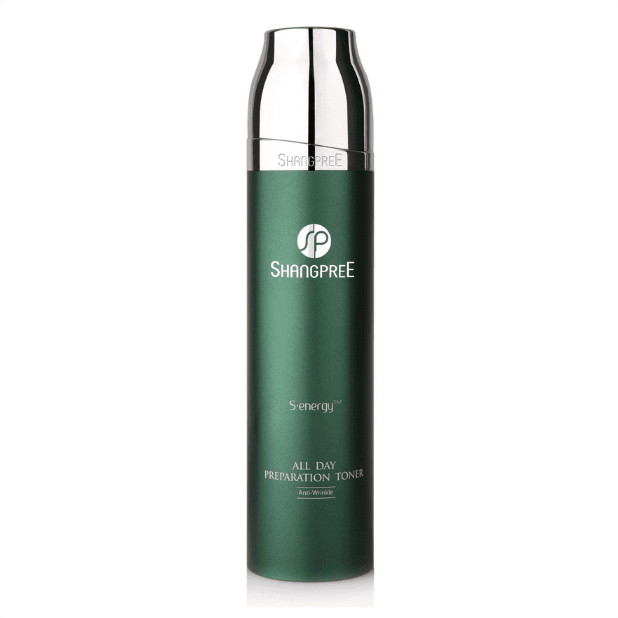 Toner:  Shangpree All Day Preperation Toner