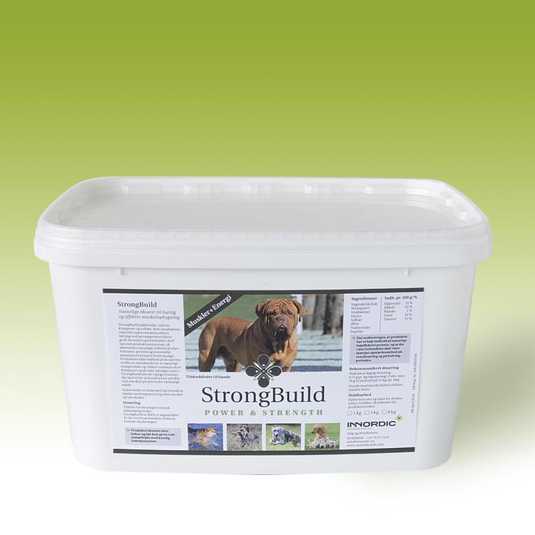 StrongBuild 8kg
